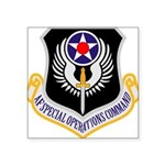 AF Special Operations Command Square Sticker 3