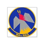 964th AACS Square Sticker 3