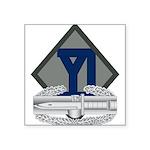 26th Infantry CAB Square Sticker 3