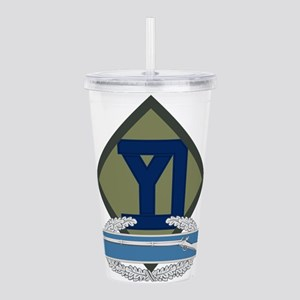 26th Infantry Yankee Division Acrylic Double-wall