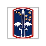 172nd Infantry Square Sticker 3
