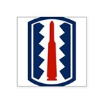 197th Infantry Square Sticker 3
