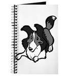 Collie Play Bows Journal