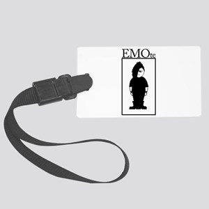 EMOte Luggage Tag