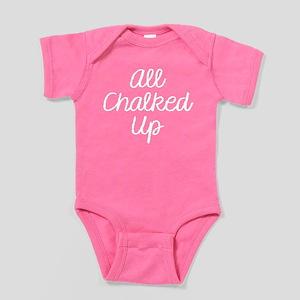 All Chalked Up (Girls) Baby Bodysuit
