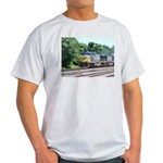 CSX Q190 Doublestack Train Light T-Shirt