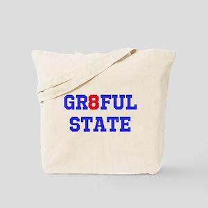 GR8FUL STATE (C) Tote Bag