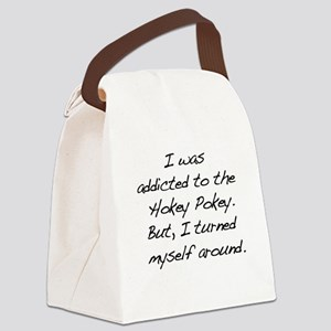 That Hokey Pokey Canvas Lunch Bag