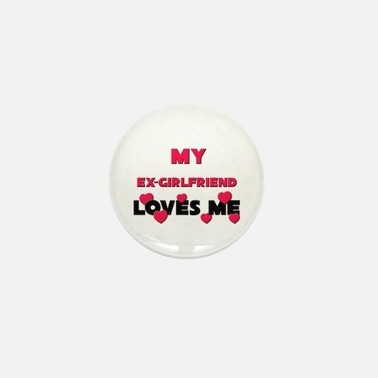 My EX-GIRLFRIEND Loves Me Mini Button