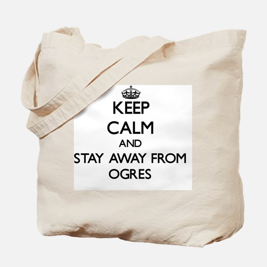 Funny Keep calm kill vampires Tote Bag