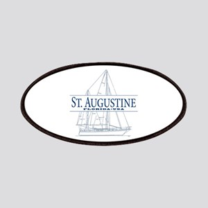 St. Augustine - Patches