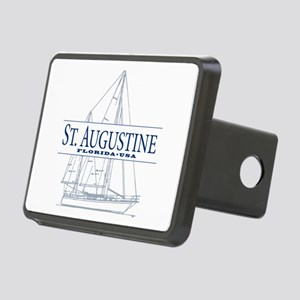 St. Augustine - Rectangular Hitch Cover