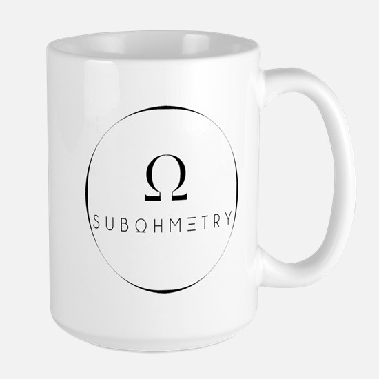 Subohmetry Watermark Mugs
