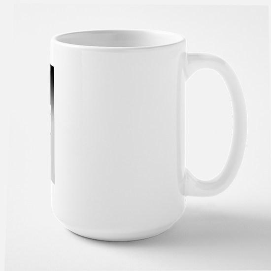 Large Crested Mug
