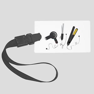 Hair Stylist Tools Luggage Tag