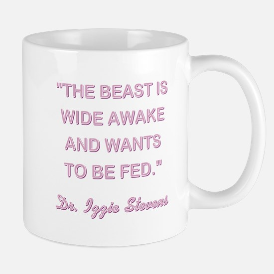 THE BEAST Mug