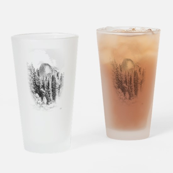 Cool Yosemite Drinking Glass