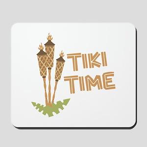 Tiki Time Mousepad