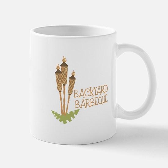Backyard Barbeque Mugs