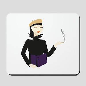 Lady Beatnik Mousepad