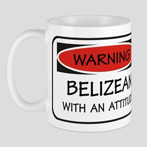 Attitude Belizean Mug