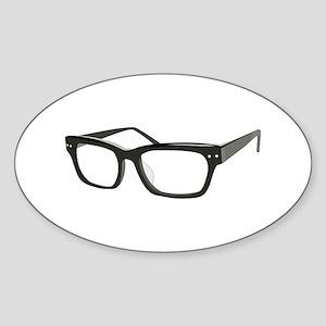 Eye Glasses Sticker