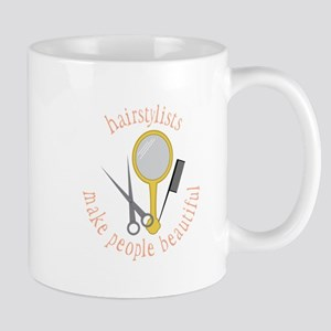 Make People Beautiful Mugs