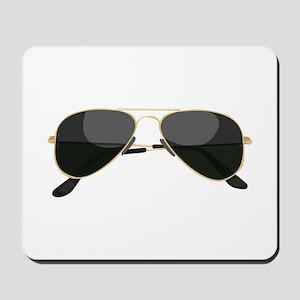 Sun Glasses Mousepad