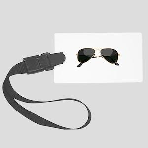 Sun Glasses Luggage Tag