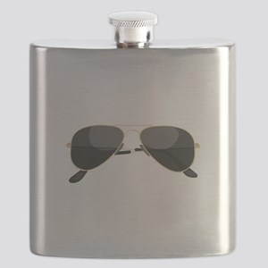 Sun Glasses Flask
