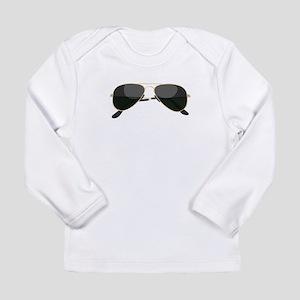 Sun Glasses Long Sleeve T-Shirt