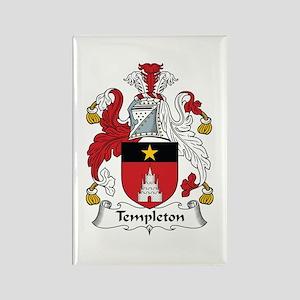 Templeton Rectangle Magnet