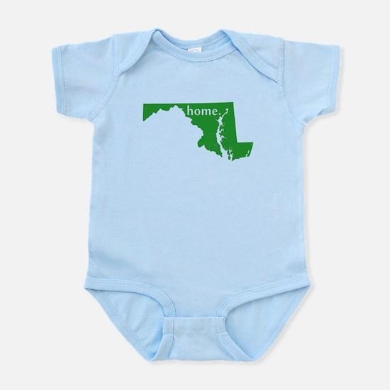 Maryland Home Infant Bodysuit