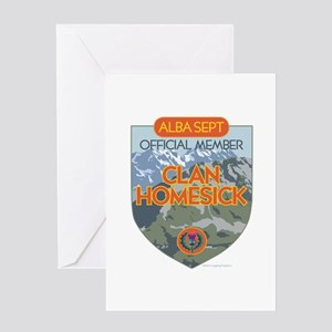 Clan, Too Greeting Card