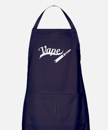Cute Vapor Apron (dark)