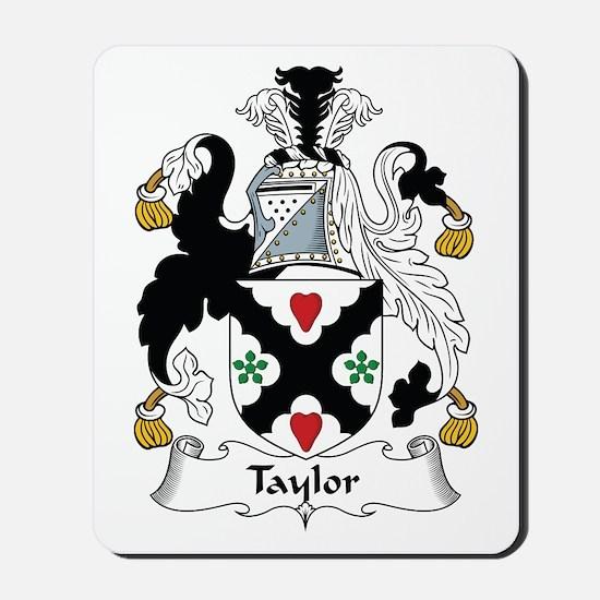 Taylor Mousepad