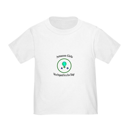 Toddler T-Shirt for Your Littlest Members