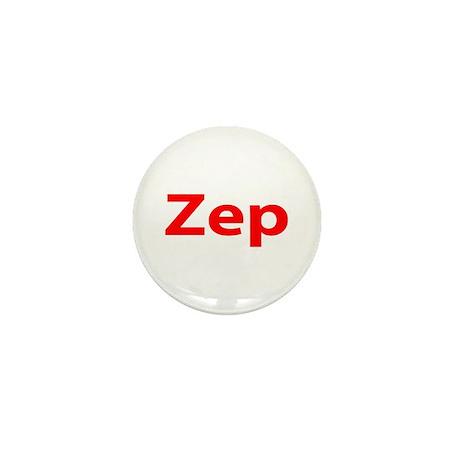 """""""Zep"""" Mini Button"""