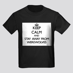 Keep calm and stay away from Werewolves T-Shirt