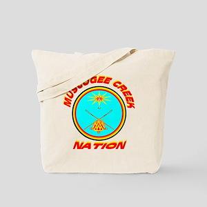 MUSCOGEE CREEK NATION Tote Bag