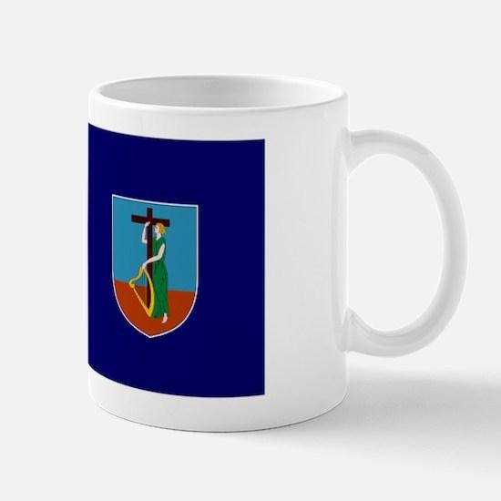 Flag Montserrat Mug