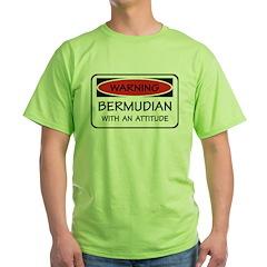 Attitude Bermudian T-Shirt