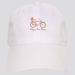 Enjoy The Ride Baseball Cap