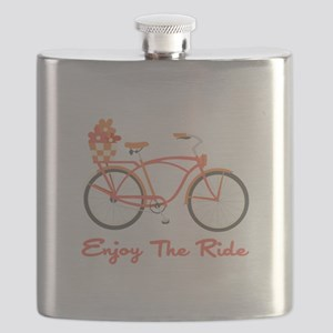 Enjoy The Ride Flask