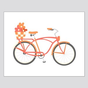 Pink Cruiser Bike Posters