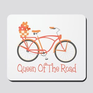 Queen Of The Road Mousepad