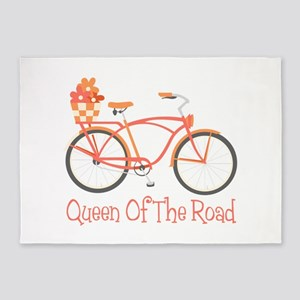 Queen Of The Road 5'x7'Area Rug