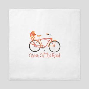 Queen Of The Road Queen Duvet