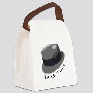 Ill Be Frank Canvas Lunch Bag