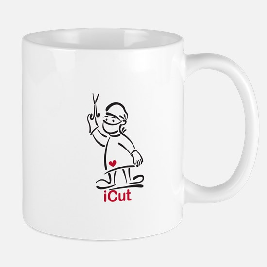 iCut Mugs